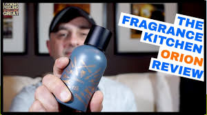 <b>The Fragrance Kitchen</b> Orion Fragrance Review | TFK Orion Review ...