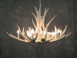 full size of lighting lovely faux deer antler chandelier 9 impressive 6 faux deer antler chandelier