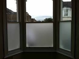 existing original frame has had double glazed sash windows fitted with lower internal pane frosted for extra privacy