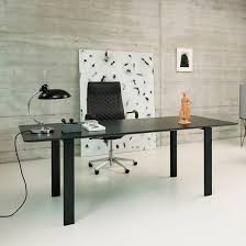 executive desk oak walnut solid wood tira 56 by jörg