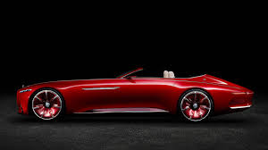 2018 maybach 6. exellent 2018 mercedesmaybach 6 convertible concept rendering intended 2018 maybach