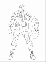 Small Picture Captain America Coloring Pages Excellent Captain War Printable