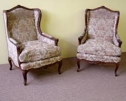 Elegant Slipcovers For Wingback Recliner Chairs Slipcover 20 Dining