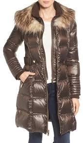 Via Spiga Quilted Coat With Faux Fur Trim | Where to buy & how to wear & ... Via Spiga Quilted Coat With Faux Fur Trim ... Adamdwight.com