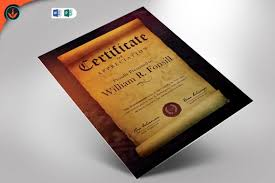 Scroll Template Microsoft Word Royal Scroll Certificate Publisher And Word Template 8 5x11 Plus 11x8 5