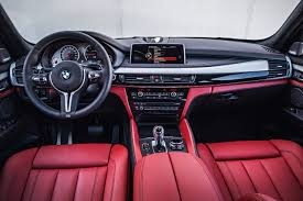 BMW 5 Series bmw 5 series red interior : 2015 BMW X5 M Interior - YouTube