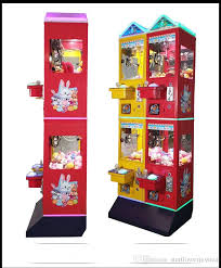 Game Vending Machine Unique Fashion Gift Vending Machine For 48 Players High Quality Metal