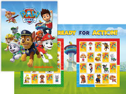 paw patrol st pack full description below
