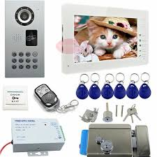 front door camera monitor41 best intercom images on Pinterest  Intercom Home offices and