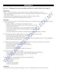sport day report essay pmr  images for sport day report essay pmr