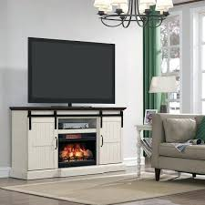 electric fireplace bobs furniture stand