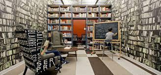 Office design sf Samsung Inc How Quid Built Beautiful Startup Headquarters On Dime Inccom