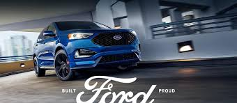 Attractive 2019 Edge S T Built Ford Proud