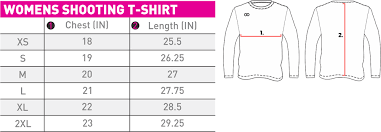 Sizing V2 Wooter Apparel Team Uniforms And Custom Sportswear