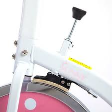 indoor cycling bike sunny health and fitness pink resistance