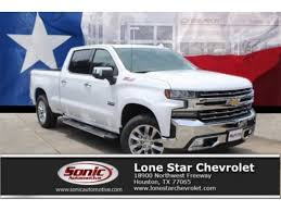 2019 CHEVROLET SILVERADO 1500, Houston TX - 5008194156 - CommercialTruckTrader.com