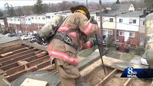 Demolition project in Harrisburg gives firefighters opportunity to train
