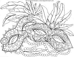 Small Picture Mardi Gras Coloring Pages The Art Gallery Mardi Gras Coloring