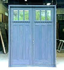 exterior double doors for shed magnificent fiberglass door