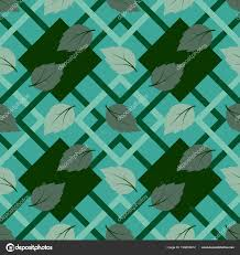 Designing Repeat Patterns For Textiles Tropical Leaf Geometric Shape Seamless Repeat Pattern Design