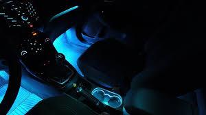 Blue Led Dome Lights For Cars Blue White Red 16 Interior Lights Package Kit 6 Led Ford