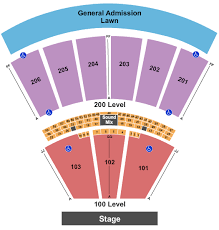 Toyota Pavilion At Montage Mountain Tickets Scranton Pa