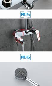 faucet sets bathroom. Gappo 1Set Bathroom Fixture Sets Faucets Set Bath Shower Tap Bathtub Faucet Waterfall