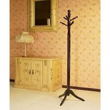 Cherry Coat Rack MegaHome Cherry 100Hook Coat RackJW100C The Home Depot 2