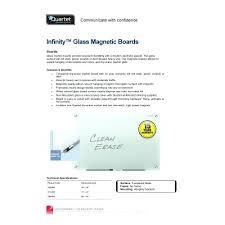quartet glass board quartet magnetic