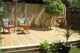 Small Picture Decking Designs For Small Gardens Picture On Spectacular Home