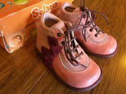 solaria toddler girls leather boots size eu 19