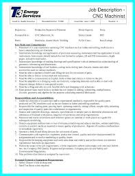 Sample Machinist Resumes Resume For Cnc Machinist Machinist Resume This Beautifully Machinist