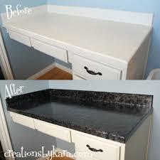 Diy Faux Granite Countertops Diy Faux Granite Countertops With Giani
