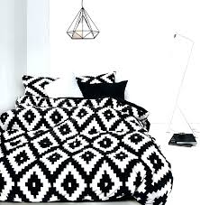 black and white bedspread sheets queen warm flannel bedding sets diamond sheet bag quilt king size flannel comforter