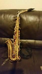stagg 77 sa alto saxophone for