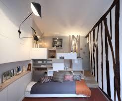Un studio de 12 m2, c\u0027est possible   Studio, Small spaces and Tiny ...