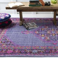 surya wool area rugs purple hand knotted wool rug area rugs