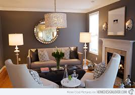 chic living room dcor: wall decorations living room ideas apartment color