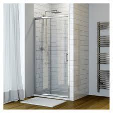 opaque single shower doors. Hydrolux Single Sliding Shower Door - 6mm Glass Opaque Doors