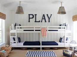 whimsical furniture and decor. Kids Bed Rooms, Whimsical Kid Bunk Bedroom Space Saving Furniture And Decor