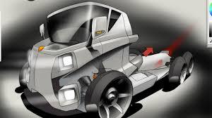 Sketchbook Pro Interior Design Truck Design Sketch In Sketchbook Pro 6 Car Body Design