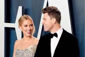 Scarlett Johansson heiratet Colin Jost ...