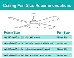 ceiling fan size for room ceiling fan dimensions how to measure a ceiling fan what size