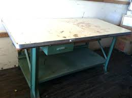metal workbench with drawers. steel work table with drawers stainless tables for sale vintage industrial metal workbench