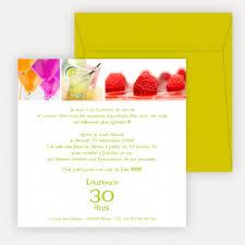 Carte Invitation Anniversaire Et Autres Occassions Faire Part De