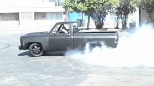 1974 Chevy C10 Burnout – Chevy Truck Nation