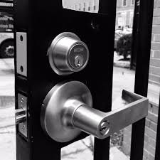 Top Locking Storeroom Function Lever Lock Top Lock Disabled To Prevent