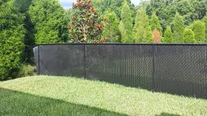 black chain link fence with privacy slats. Perfect Link Fence Privacy Slats Vinyl Elegant Black Chain Link U2014  Peiranos Fences And With