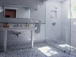 how to repairs beveled subway tile shower how to