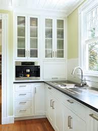 appliance garage counter bread bo cabinets